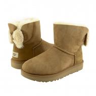 botas de couro UGG Arielle 1019625